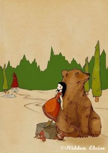 bear-with-a-girl