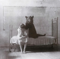 girl-and-bear-on-bed