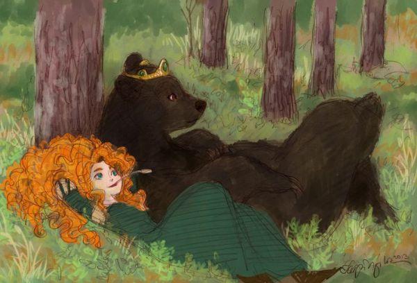 girl-bear